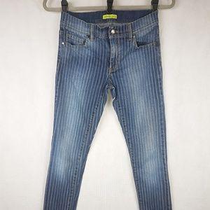 Women's VERSACE Jeans Blue Denim Pants